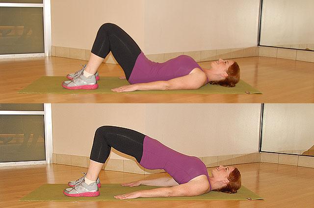 Упражнения на похудения живота и ног в домашних условиях 166