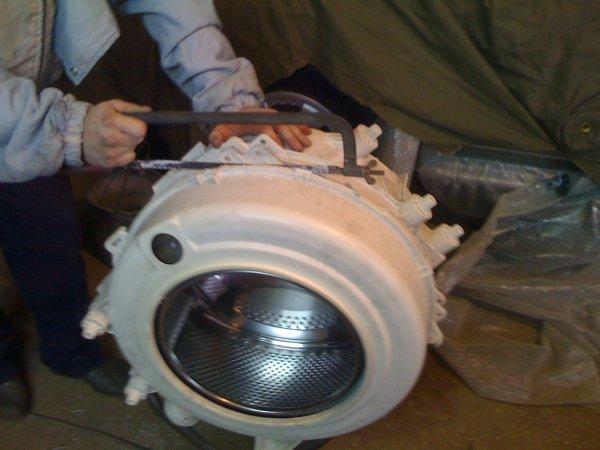 Стиральные машины lg ремонт своими руками замена подшипника 38