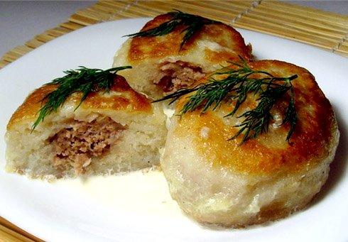 Белорусские национальные блюда из картошки