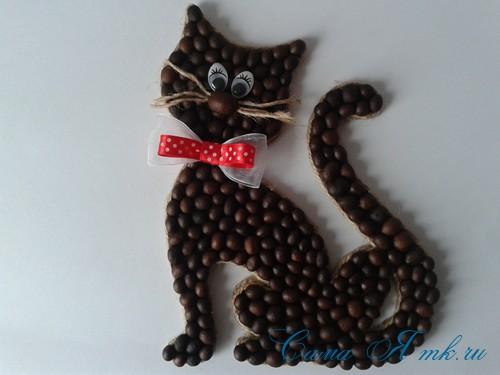 Кошки на магнитах своими руками 68