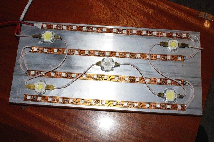 Сделать светильник из светодиодной ленты своими руками 83