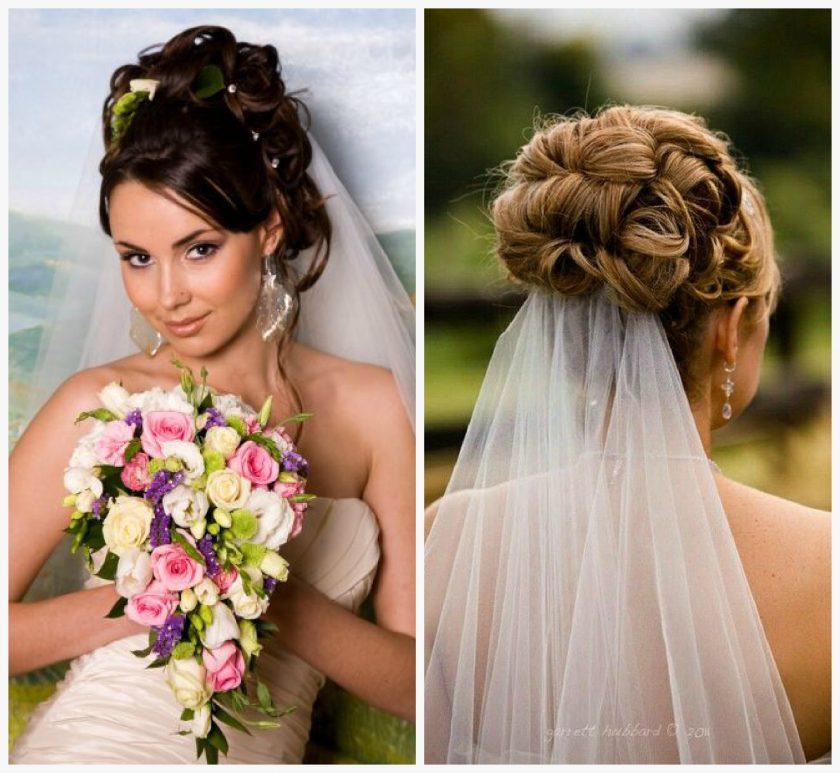 Весільні зачіски  довгі 381fa9ca63108
