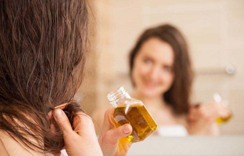 Маска для волосся з медом і яйцем  ТОП-13 кращих рецептів  98459cb917bf1