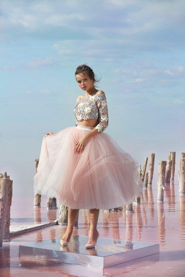 ... фото Красиві короткі сукні на випускний 2018 2019 — модні фасони ec2d48e016ed4
