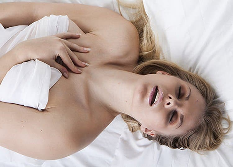 оргазм с судорогами дикий