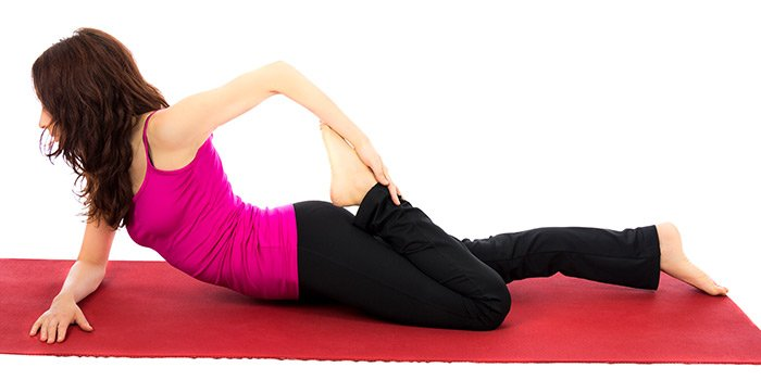 Японская Йога Для Похудения. 11 простых упражнения йоги для похудения
