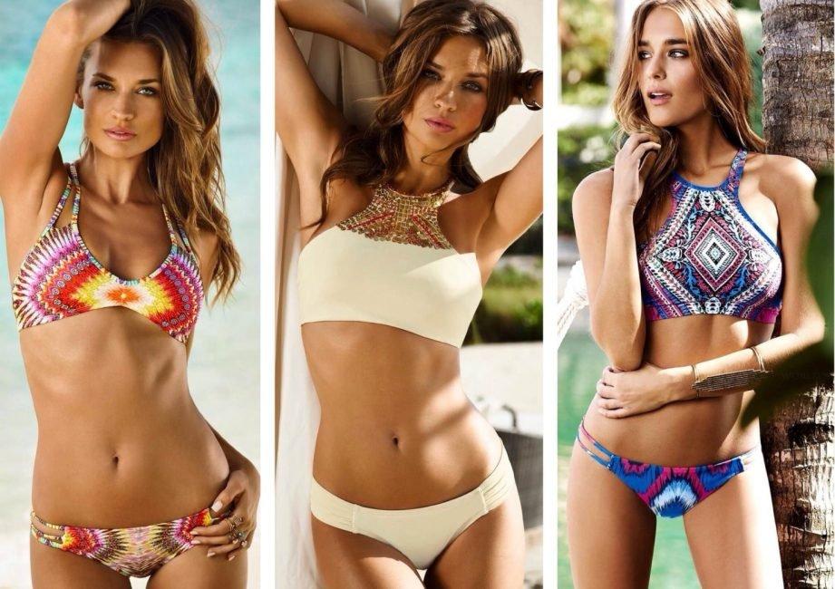 Модні тенденції жіночих купальників 2019 2020 року  як вибрати купальник +  170 ФОТО 19366e1b478e7