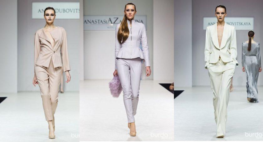 Модні жіночі брючні костюми 2019 року  новинки 24eb8fe4217ed