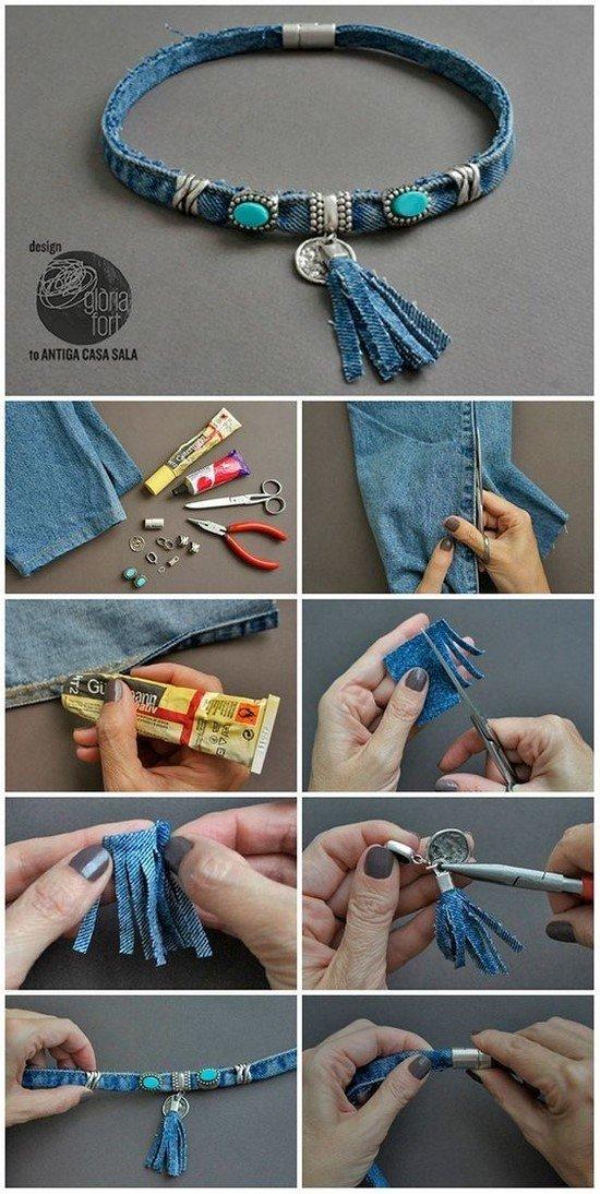 17a24b72211c74 ... Друге життя старих джинсів – фото ідеї, що можна зробити зі старих  джинсів ...