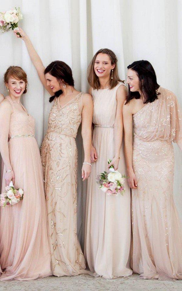 8a08d0c06da5dc ... Модні сукні для подружок нареченої 2018 2019 — тренди, ідеї образів на  фото ...